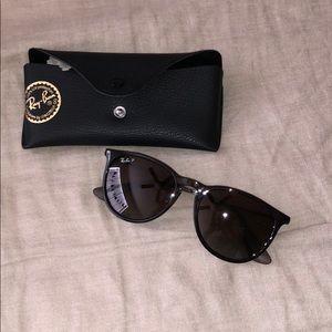 polarized rayban sunglasses